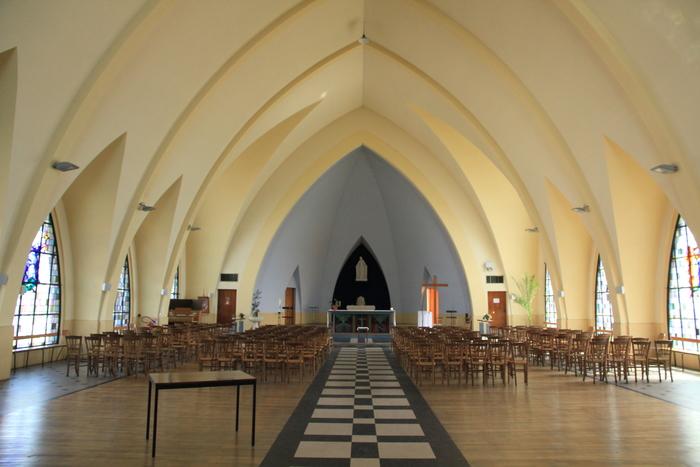 Journées du patrimoine 2020 - Visite libre de l'église du Cœur Immaculé de Marie