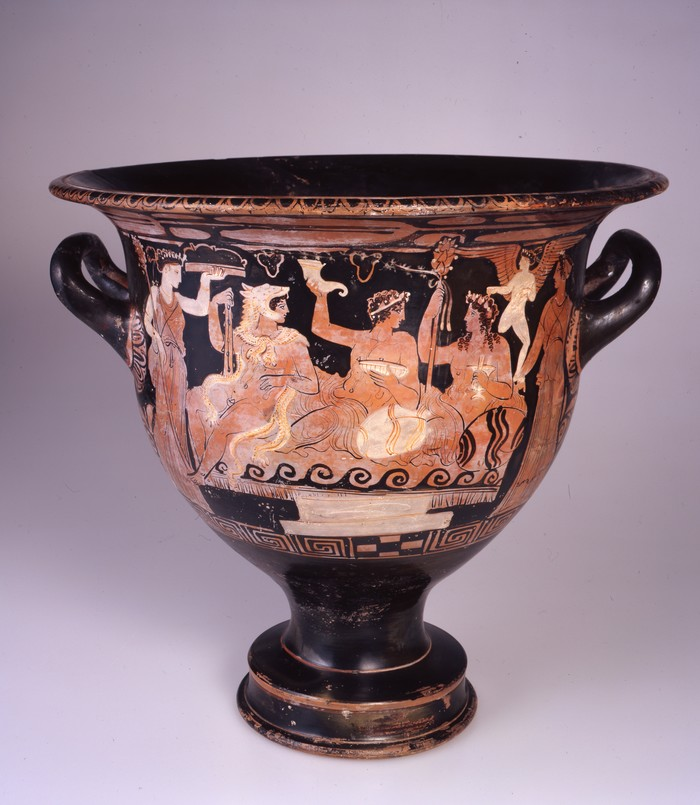 Vases grecs : images, corpus, collections