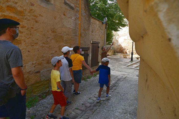 Journées du patrimoine 2020 - Vieux Bergerac, sur les traces d'un passé oublié