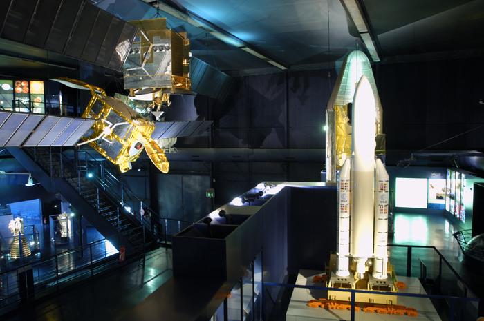 Nuit des musées 2019 -Découvrez la conquête spatiale à la lueur d'une lampe torche