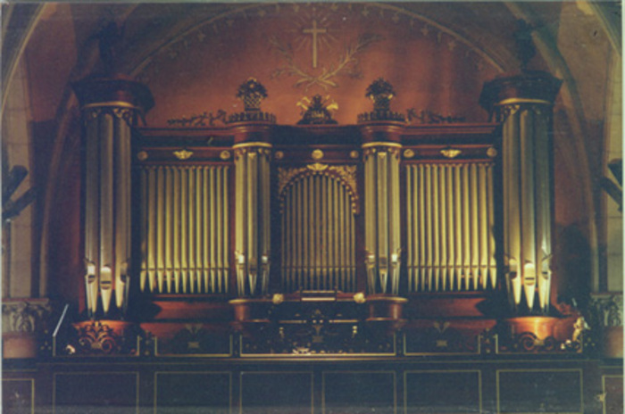 Journées du patrimoine 2019 - Découverte de l'orgue.