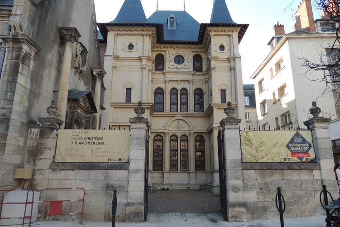 Journées du patrimoine 2019 - Parcours : La Renaissance