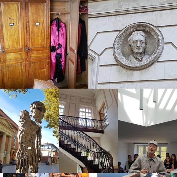 Journées du patrimoine 2020 - Curieuse visite curieuse