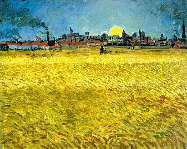 Visite guidée sur les pas de Van Gogh
