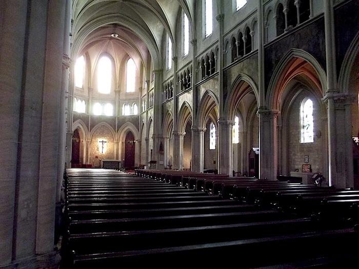 Journées du patrimoine 2019 - Visite libre de l'église Saint-Joseph Artisan