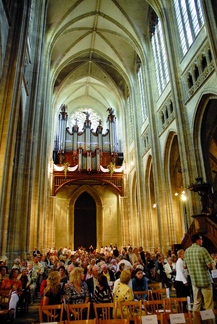 Journées du patrimoine 2019 - Découverte des grandes orgues