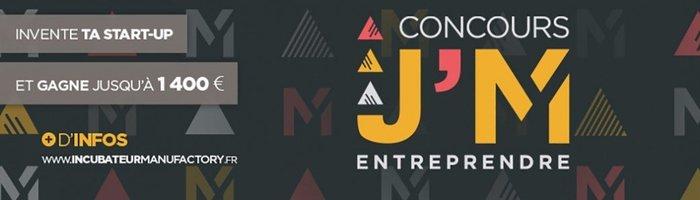 Finale du concours J'M Entreprendre