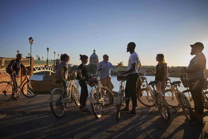 Journées du patrimoine 2020 - Visite commentée à vélo