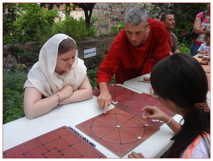 Journées du patrimoine 2019 - un après-midi à la romaine en territoire d'Arcus