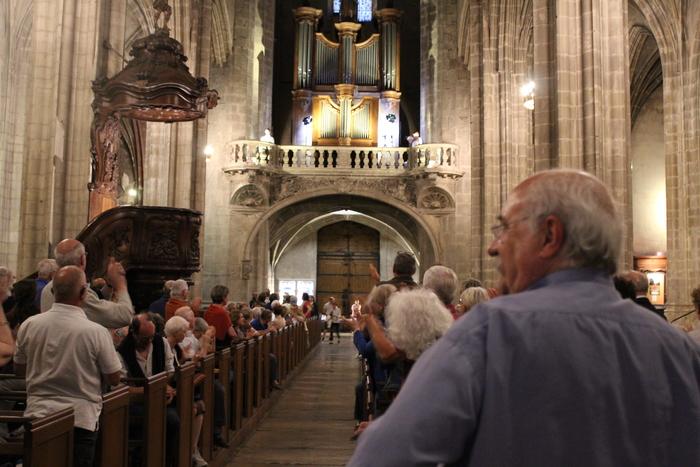Journées du patrimoine 2019 - Visite de Notre-Dame de Bourg-en-Bresse