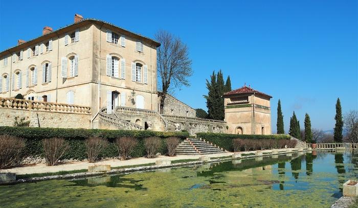 Journées du patrimoine 2020 - Annulé | Visite des jardins du Château d'Arnajon à Puy Sainte Réparade