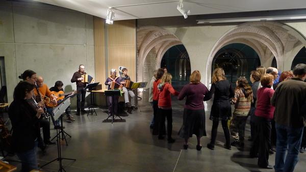 Nuit des musées 2019 -Et si on dansait à la mode de la Renaissance ?
