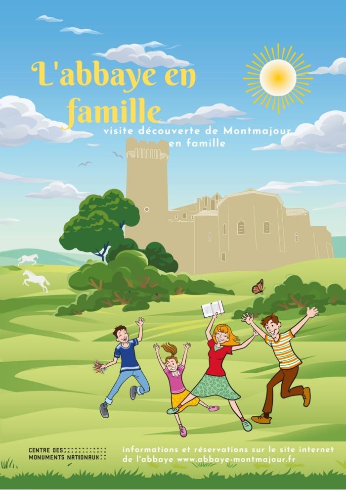 Aujourd'hui sur Arles agenda - L'abbaye en Famille