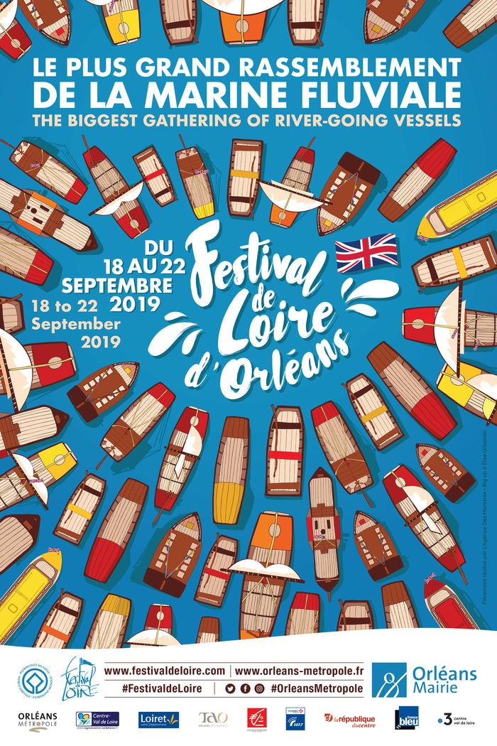 Journées du patrimoine 2019 - Festival de Loire