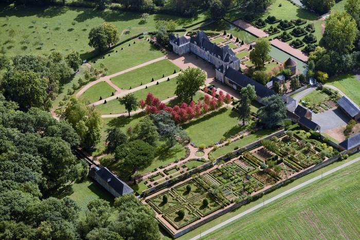 Journées du patrimoine 2019 - Visite du château de Villaines (17ème siècle) et des jardins