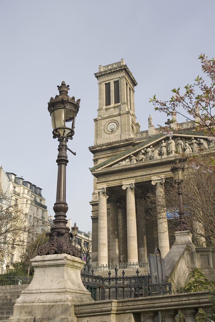 Journées du patrimoine 2019 - Visite guidée de l'église Saint-Vincent-de-Paul