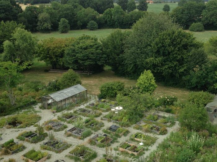 Journées du patrimoine 2020 - Visite libre des jardins d'automne