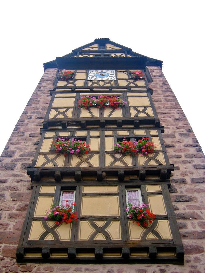 Journées du patrimoine 2019 - Vivez le Moyen Âge à Riquewihr en visitant le Dolder (1291,1565)