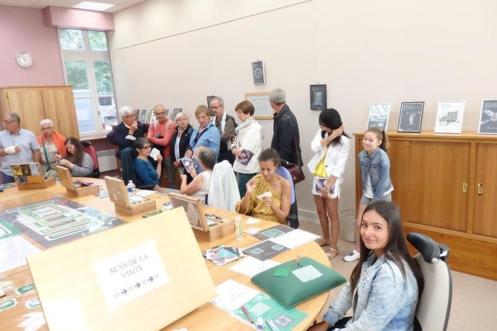 Journées du patrimoine 2019 - Découverte de l'Atelier National et du savoir faire de la dentelle au Point d'Alençon