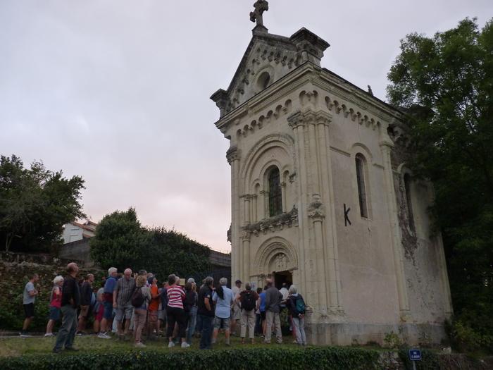 Journées du patrimoine 2020 - Visite commentée de la chapelle