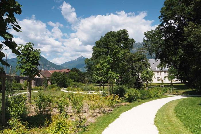 Journées du patrimoine 2020 - Le parc du château de Sassenage, 350 ans de jardinage.