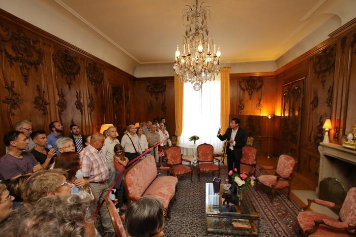 Journées du patrimoine 2019 - Visite libre de l'Hôtel de la Préfecture de Meurthe-et-Moselle