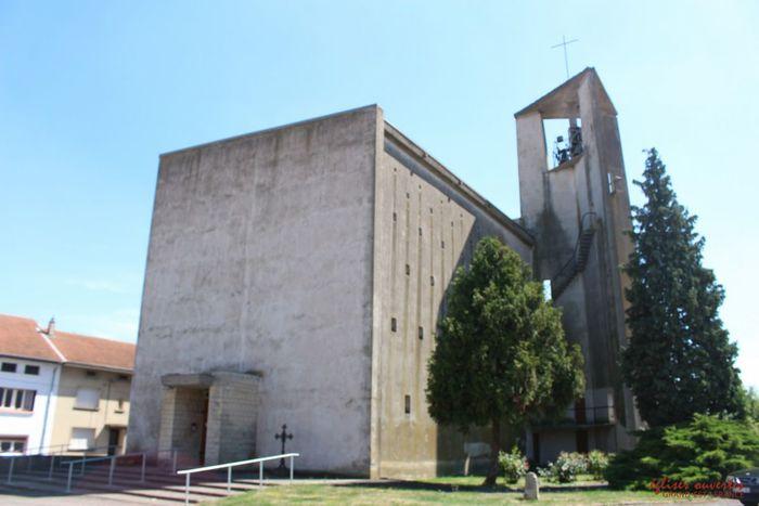 Journées du patrimoine 2020 - Découverte de l'église de Moyenvic