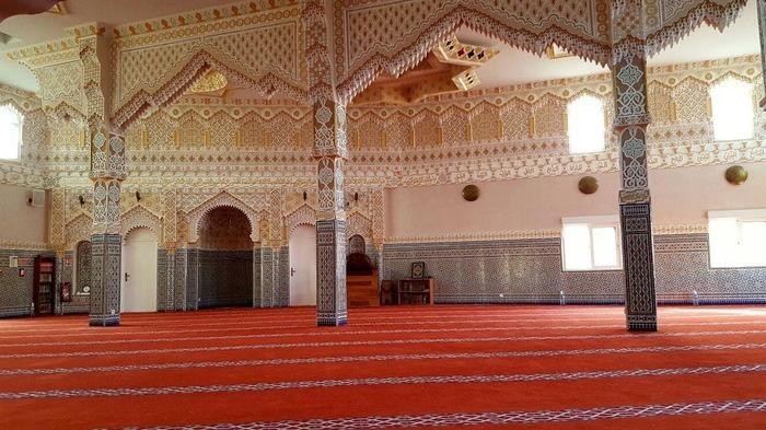 Journées du patrimoine 2019 - Découvrir la Mosquée Assalam de Tomblaine