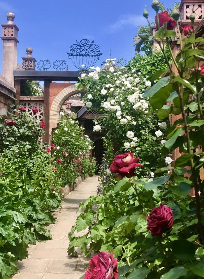 Journées du patrimoine 2020 - Visite libre des Jardins Secrets
