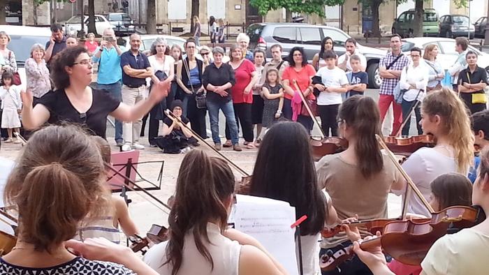 Nuit des musées 2019 -Pauses musicales avec le Conservatoire d'Agen