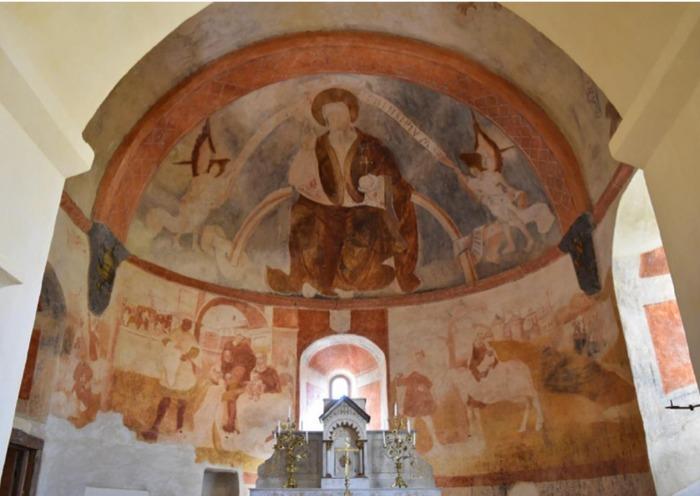 Journées du patrimoine 2019 - Découverte accompagnée de l'église de Soulaures