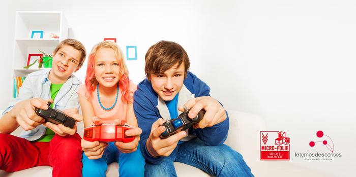 Jeux vidéo sur console