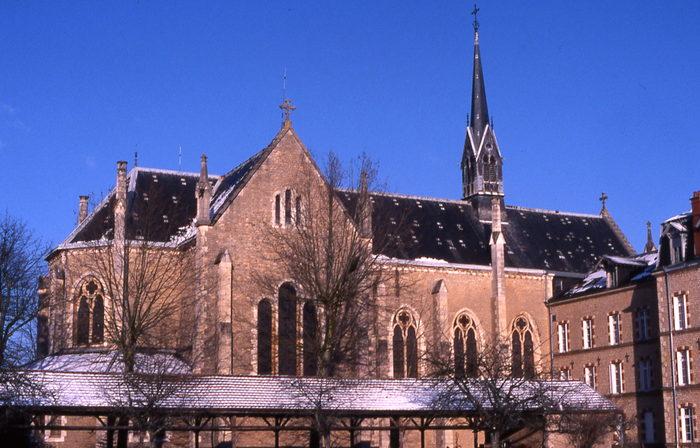 Journées du patrimoine 2019 - Chapelle de La Providence