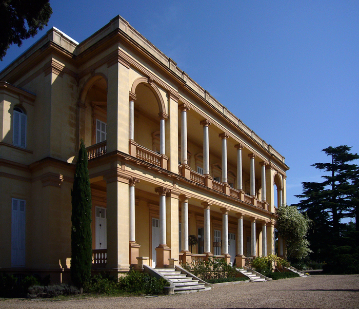 Journées du patrimoine 2019 - Visite-éclair Architecture de la Villa Aurélienne