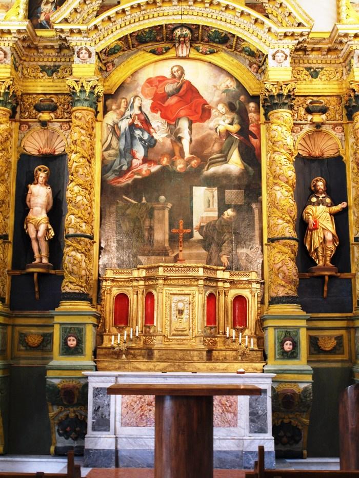 Journées du patrimoine 2020 - visite Chapelle Saint Bernardin