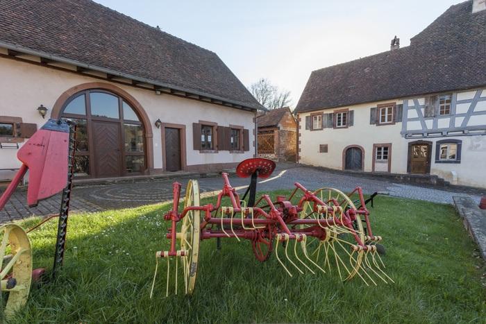 Journées du patrimoine 2020 - Découverte du village de Wimmenau et de ses pépites