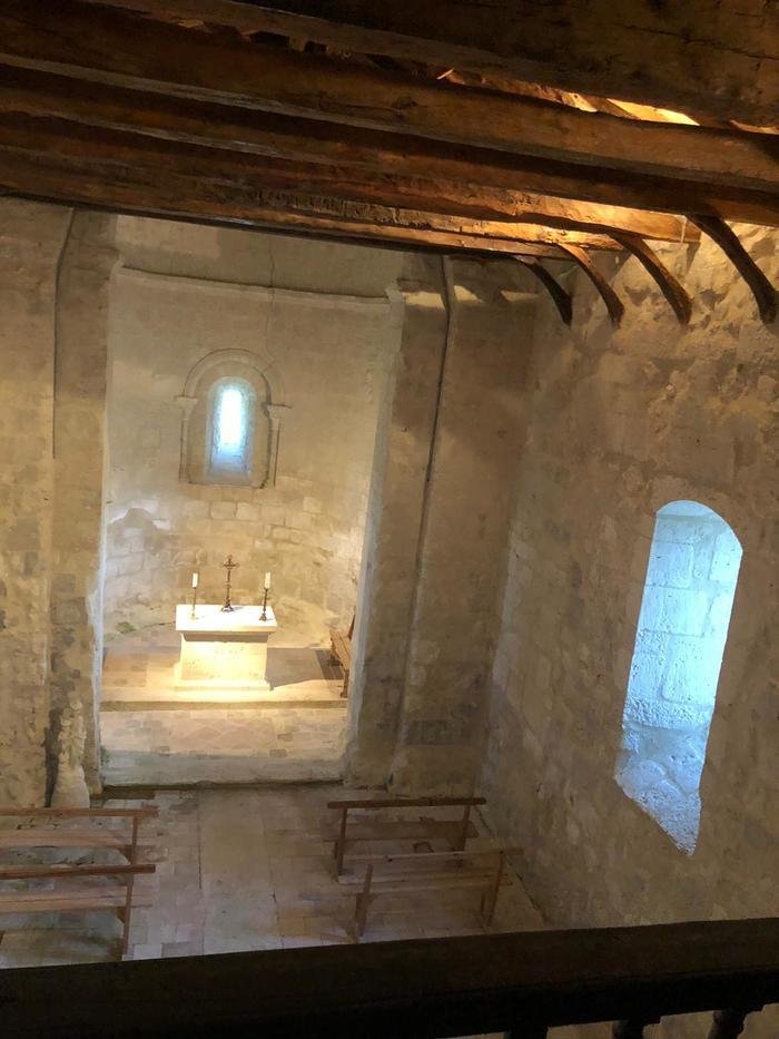 Journées du patrimoine 2020 - Visite libre des églises de Saint-Amans et Cambot - Tayrac 47