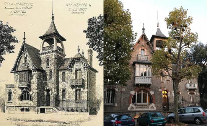 Journées du patrimoine 2019 - Poussez la grille de la villa pour la découvrir et venez échanger sur les enjeux du patrimoine architectural et paysager de nos villes.