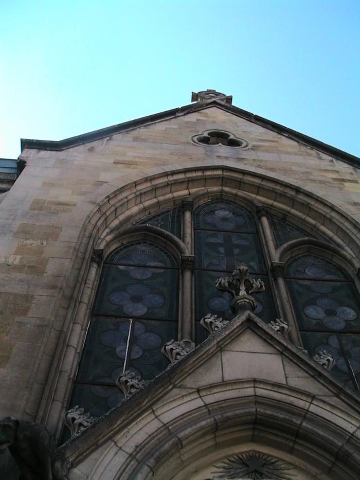 Journées du patrimoine 2019 - Visite guidée du Temple protestant