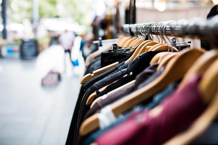 Marché (vestimentaire) de Montargis - Samedi