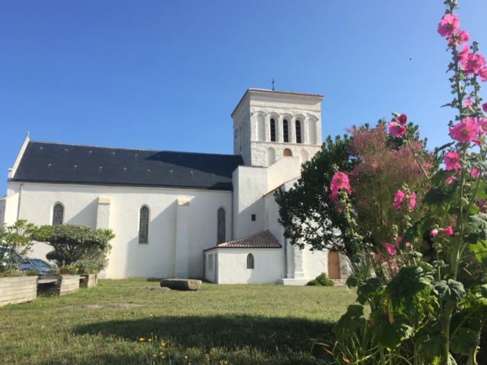 Journées du patrimoine 2020 - Eglise de Saint-Sauveur