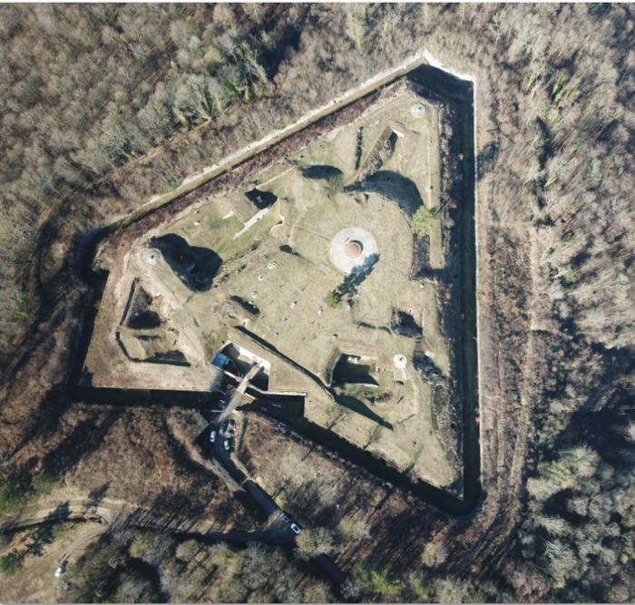 Journées du patrimoine 2019 - Visite et projection à la Batterie de l'Éperon