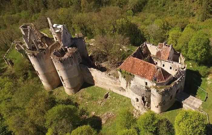 Journées du patrimoine 2020 - Visites guidées des extérieurs du château de Rochefort