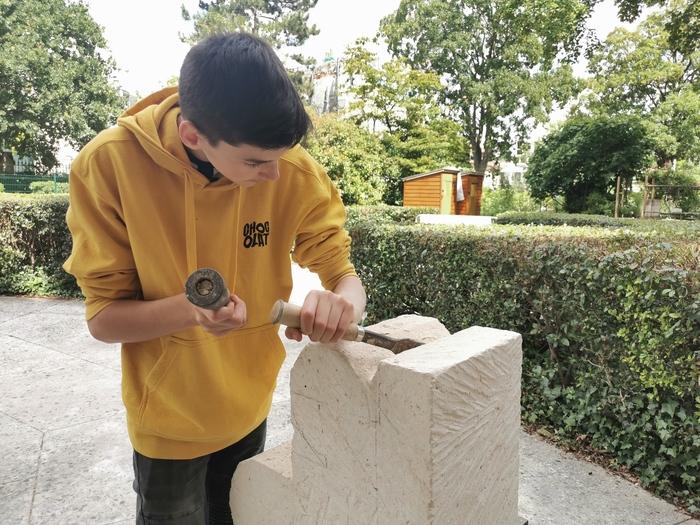 Journées du patrimoine 2020 - Ateliers d'été de la flèche - découverte d'un chantier d'exception