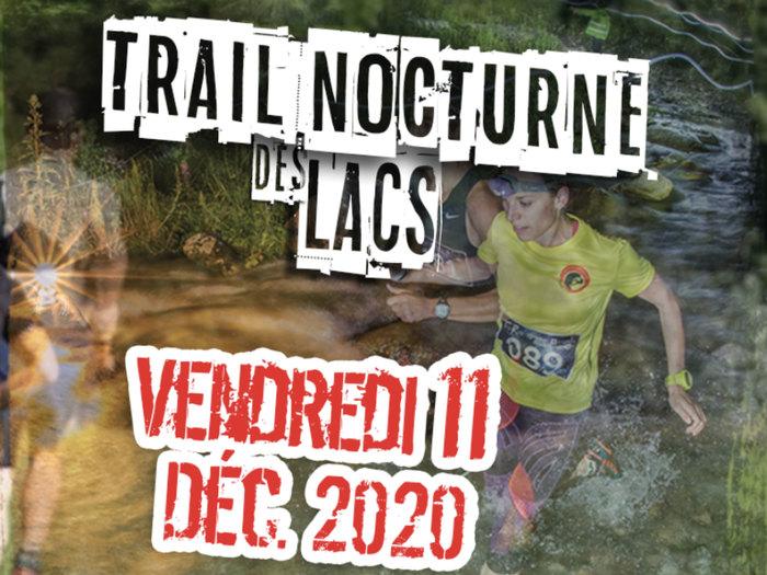 Annulé | Trail Nocturne des Lacs