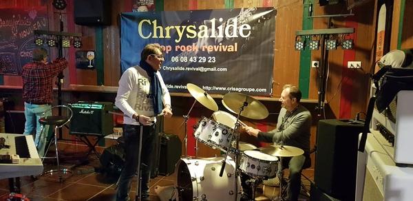 Fête de la musique 2019 - Chrysalide Revival