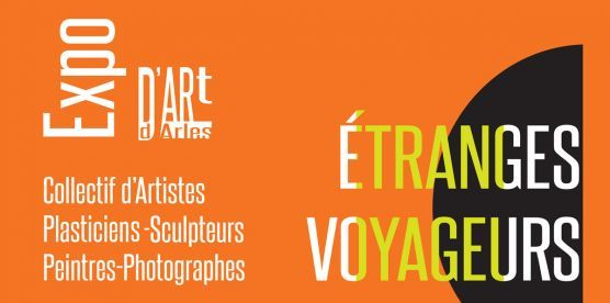 16 artistes venus du monde entier livrent leur vision du voyage.