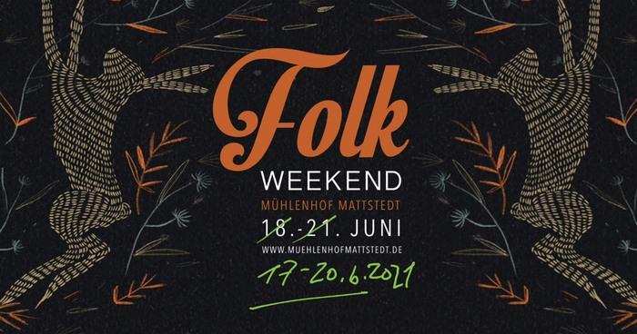 Folk Weekend 2021