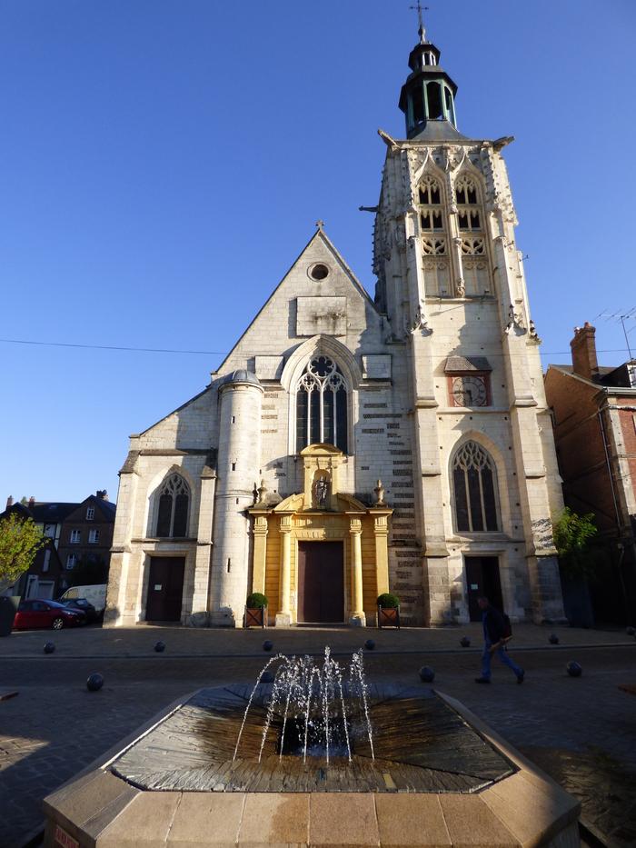 Journées du patrimoine 2019 - Visite guidée de l'église Sainte-Croix