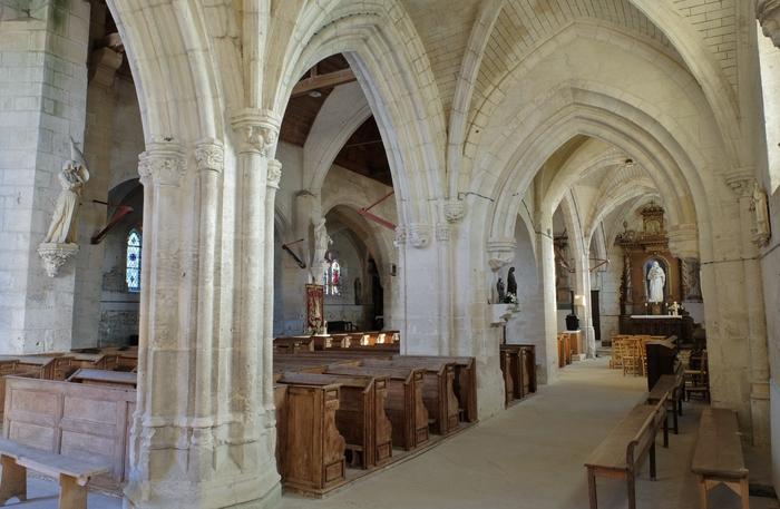 Journées du patrimoine 2019 - Visite libre de l'église du XIII, haut lieu de pèlerinage dans le passé